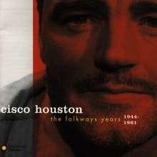 Cisco Houston: The Folkway Years, CD