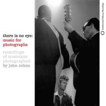 There Is No Eye:Music For Photograph, CD