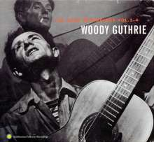 Woody Guthrie: The Asch Recordings Vol. 1-4 (HDCD), 4 CDs