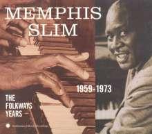 Memphis Slim: The Folkways Years 1959 - 1973, CD