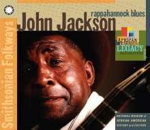 John Jackson: Rappahannock Blues, CD