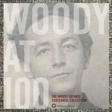 Woody Guthrie: Woody at 100: The Woody Guthrie Collection, 3 CDs