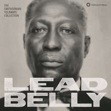 Leadbelly (Huddy Ledbetter): The Smithsonian Folkways Collection, 5 CDs