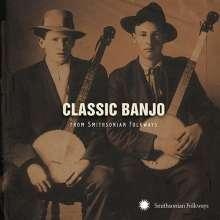 Classic Banjo From Smithsonian Folkways, CD