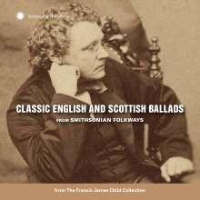 Classic English And Scottish Ballads, CD