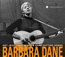 Barbara Dane: Hot Jazz, Cool Blues & Hard-Hitting Songs, 2 CDs