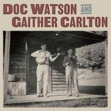 Doc Watson & Gaither Carlton: Doc Watson & Gaither Carlton, LP