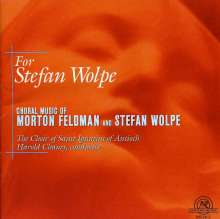 Morton Feldman (1926-1987): For Stefan Wolpe, CD