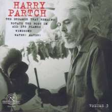 Harry Partch (1901-1974): Werke, CD