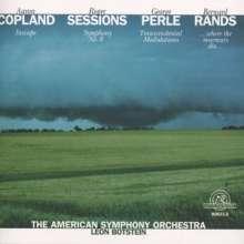 George Perle (1915-2009): Transcendental Modulations, CD
