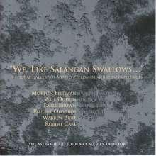 Astra Choir - We, Like Salangan Swallows ..., CD
