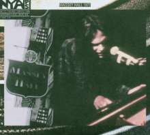 Neil Young: Live At Massey Hall 1971 (HDCD + DVD), 2 CDs