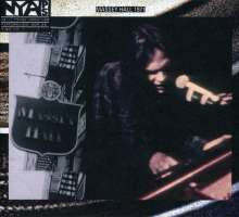 Neil Young: Live At Massey Hall 1971, CD