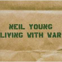 Neil Young: Living With War, CD