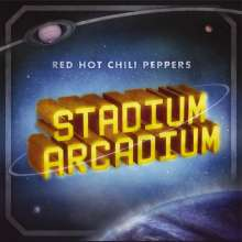 Red Hot Chili Peppers: Stadium Arcadium (Limited Edition), 4 LPs