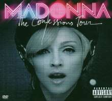 Madonna: The Confessions Tour (CD + DVD), 1 CD und 1 DVD