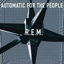 R.E.M.: Automatic For The People, CD