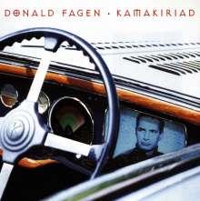 Donald Fagen: Kamakiriad, CD