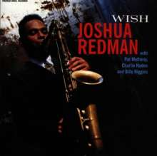 Joshua Redman (geb. 1969): Wish, CD