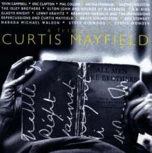 A Tribute To Curtis Mayfield, CD