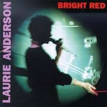 Laurie Anderson (geb. 1947): Bright Red, CD