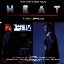 Filmmusik: Heat, CD