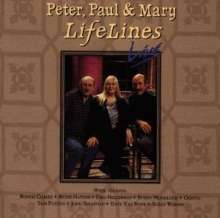 Peter, Paul & Mary: Lifelines Live, CD
