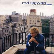 Rod Stewart: If We Fall In Love Tonight, CD