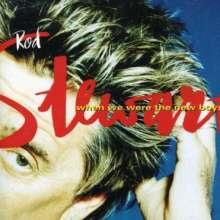 Rod Stewart: When We Were The New Boys, CD