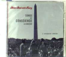 Peter, Paul & Mary: Songs of Conscience and Concern, CD