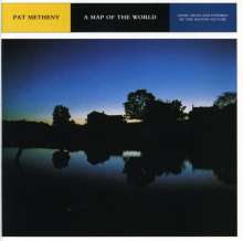 Pat Metheny (geb. 1954): A Map Of The World - O.S.T., CD