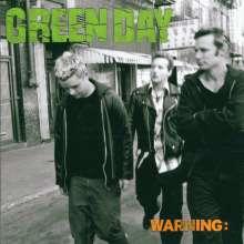 Green Day: Warning, CD