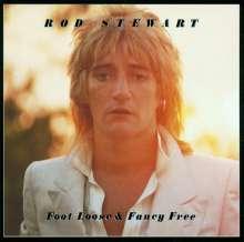 Rod Stewart: Foot Loose & Fancy Free, CD