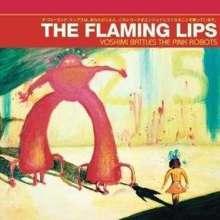 The Flaming Lips: Yoshimi Battles The Pink Robots (Red Vinyl), LP