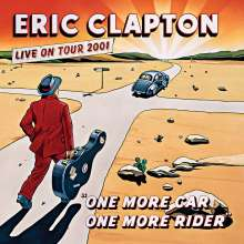 Eric Clapton: One More Car, One More Rider, 3 LPs