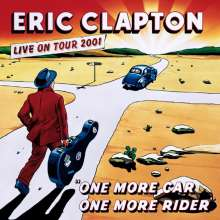 Eric Clapton: One More Car, One More Rider: Live On Tour 2001, 2 CDs