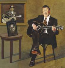 Eric Clapton: Me & Mr. Johnson (180g), LP