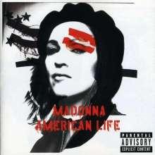 Madonna: American Life (12 Tracks), CD