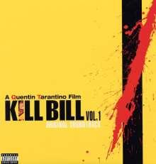 Filmmusik: Kill Bill Vol. 1, LP