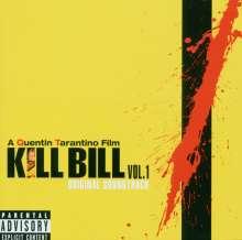 Filmmusik: Kill Bill Vol. 1, CD