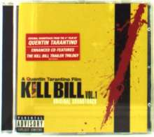Kill Bill Vol. 1, CD
