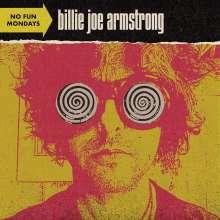 Billie Joe Armstrong: No Fun Mondays (Indie Retail Exclusive) (Limited Edition) (Babyblue Vinyl), LP