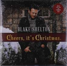 Blake Shelton: Cheers It's Christmas (Deluxe Edition), 2 LPs