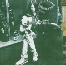 Neil Young: Greatest Hits - Limited Edition, CD
