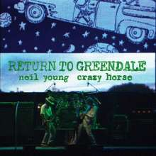 Neil Young: Return To Greendale, 2 CDs