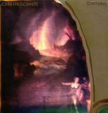John Frusciante: Curtains (180g) (Limited Edition), LP