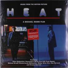Filmmusik: Heat - Music From The Motion Picture, 2 LPs