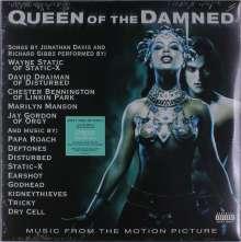 Filmmusik: Queen Of The Damned, 2 LPs