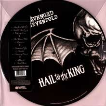 Avenged Sevenfold: Hail To The King (Picture Disc), 2 LPs