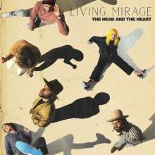 The Head And The Heart: Living Mirage, LP